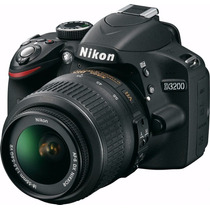 Nikon D3200 Kit 18-55 Mm Vr Full Hd
