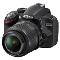 Nikon D3200 Kit 18-55mm Vr 24.2mp Full Hd. Envío Y Garantía!