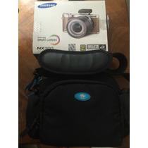 Camara Fotografica Samsung Nx300. Con Estuche!! Oportunidad