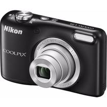 Camara Digital Nikon L29 16.1mpx 5x Zoom 2,7 Lcd Garantia
