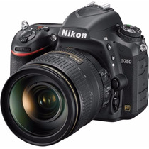 Nikon D750 24-120mm,+ Lente 24-120mm Oferta_1