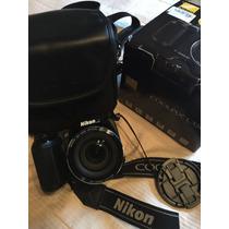 Cámara De Fotos Nixon Coolpix L320 Digital Semi-reflex