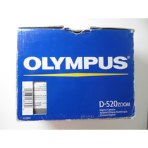 Camara Digital Olimpus D-520