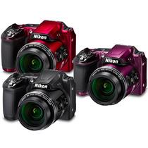 Nikon Coolpix L840 Zoom 38x Wifi Full Hd Pantalla Abatible!!