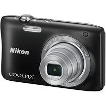 Camara Nikon S2900 20.1mpx Hd Lcd 2.7 Zoom 5x. Reemp. S2800