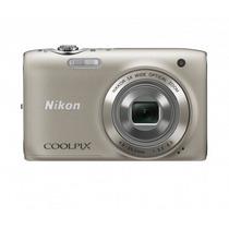 Nikon Coolpix S3100 Wide 5x Zoom 14.0 Megapixels