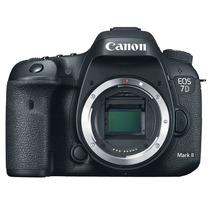 Canon Eos 7d Mark Ii Body Entrega Inmediata. Garantia Nuevo!