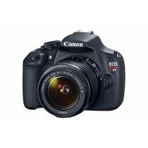 Camara Reflex Canon Eos Rebel T5 1200d 18-55 + 16g + Bolso