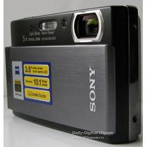 Cámara De Foto Soy Cybershot T 300 Pantalla Tactil