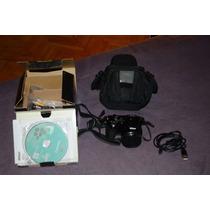 Nikon Coolpix L120 14.1mpx Zoom 21x + Bolso
