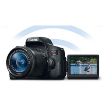 Rosario Camara Digital Reflex Canon Eos Rebel T6i Lens 18-55