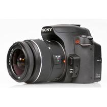Camara Reflex Sony Alpha A390 Con Lente Minolta 28-100