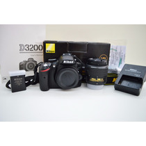 Nikon D3200 Kit 18-55mm Vr Ii 24mp