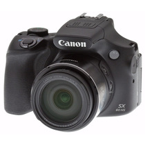 Canon Sx60 Zoom 65x Full Hd Wifi 16gb Cl10 + Bolso + Tripode