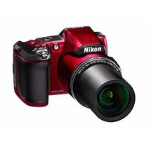 Nikon L840 Fullhd 38x Lcd 3.0 +bolso+mem 16gb. Mar Del Plata
