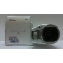 Camara Digital Nikon S10 Para Repuestos No Funciona S-10