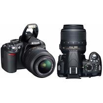 Camara De Fotos Nikon D3100 Reflex Digital 18-55mm Vr Lens