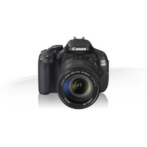 Canon 600d (t3i) Kit18-55 - 18mpx - Nueva - Envios - Burzaco