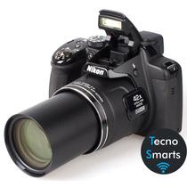 Camara Nikon Coolpix P530 16.1 Mp Zoom 42x Gtia Escrita