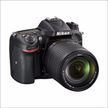 Nikon D7200 Dx With 18-140mm, Oferta_1