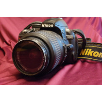 Nikon D3100 Vendo O Permuto X Apple Watch