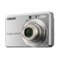 Camara Digital Sony Dsc-s750 Zoom Optico 3x 7.2 Mp Video 640