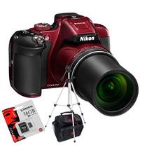 Nikon P610 Reemp. P600 Full Hd Wifi+ Tríp+ 16gb C10+ Bolso!!