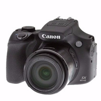 Canon Sx60 Hs Is Wifi 16 Mpx Zoom 65x Lcd 3 Full Hd