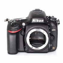 Nikon D610 Body, 24.3 Mp, Full Hd, Fx Oferta_1