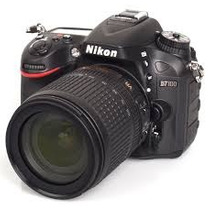 Nikon D7100 Kit 18-105m Vr Full Hd Cmos 24.1mp Tucuman