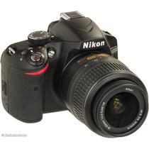Camara Reflex Profesional Nikon D3200 18-55 12 Cuotas S/int