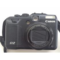Camara Canon Powershot G12 - Excelente!
