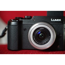 Panasonic Lumix Gx8 + Body + Cine 4k + Sin Lente