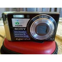 Cámara Sony Dsc W370 / 14.1mp / Full Hd