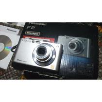 Cámara Digital Panasonic Lumix Dmc - F2 (silver) 10 Mpx
