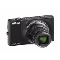 Camara Nikon Coolpix S8000 / Como Nueva! Oferta!