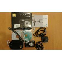 Nikon Coolpix S2600 Escucho Oferta