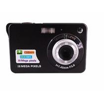 Camara Digital Compacta 18 Mpx Garantia