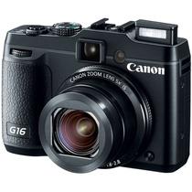 Camara Canon Powershot G16 Full Hd Raw Nueva