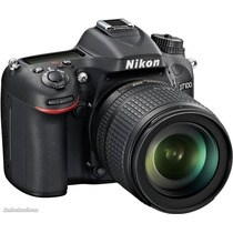 Nikon Reflex D7100 Kit 18-105mm 24mpx + Memoria 16gb