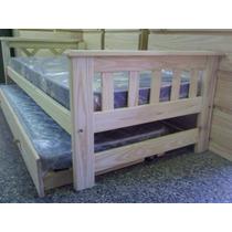 Camas de pino precios camas en mercadolibre argentina for Precio de cama de 1 plaza