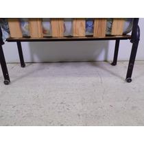 Cama Catre 1 Pazal Con Cochón Fundación Tzedaká