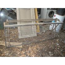 Catre/cama Plegable Y Deslizable Hierro 1 Plaza