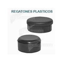 Regatones Plasticos Para Recambio Patas Hierro Redondo 32mm