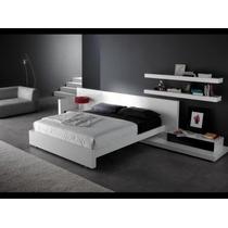 Juego De Dormitorio Minimalista Moderno