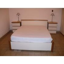 Juego De Dormitorio Matrimonial Completo