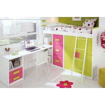 Dormitorio Infantil + Escritorio