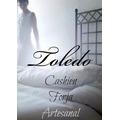 Juego Respaldo Cabezal Toledo Hierro 1.40m + 2 Mesitas Noche