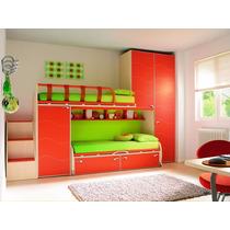 Juego De Dormitorio Juvenil