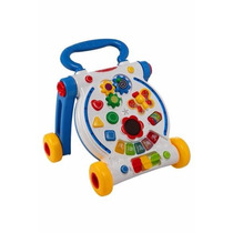 Andador Caminador Mesa Didáctica Bebé Infantoys